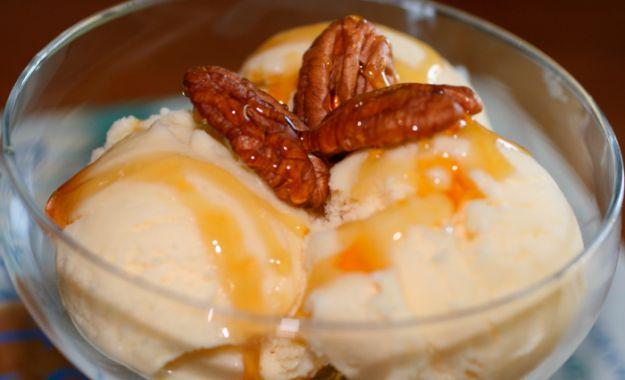 Batidos de helado en Thermomix