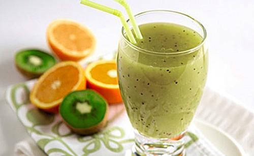Zanahoria y naranja para adelgazar