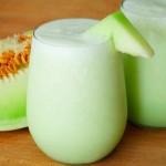 Batidos de melón