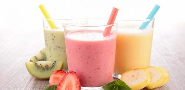 batidos para adelgazar frutas