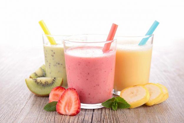 Batidos antioxidantes para adelgazar