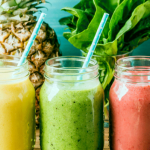 Qué beneficios aporta a la salud beber batidos naturales de frutas